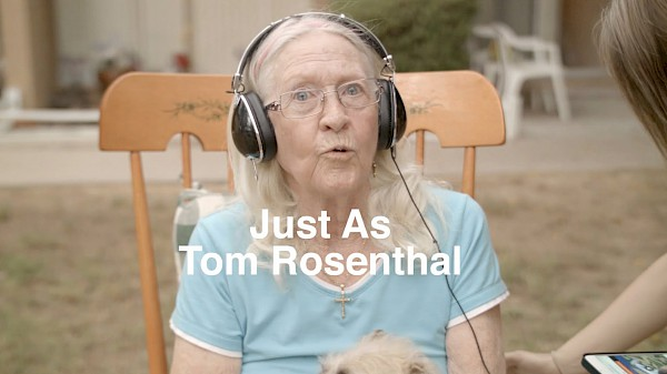 Tom Rosenthal - Just As